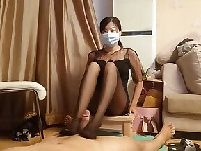 pantyhose sex videos